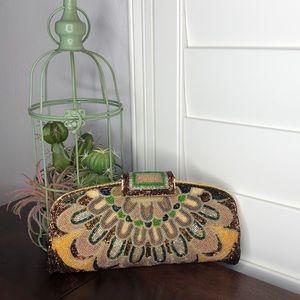 Jerome's Beaded Handbag